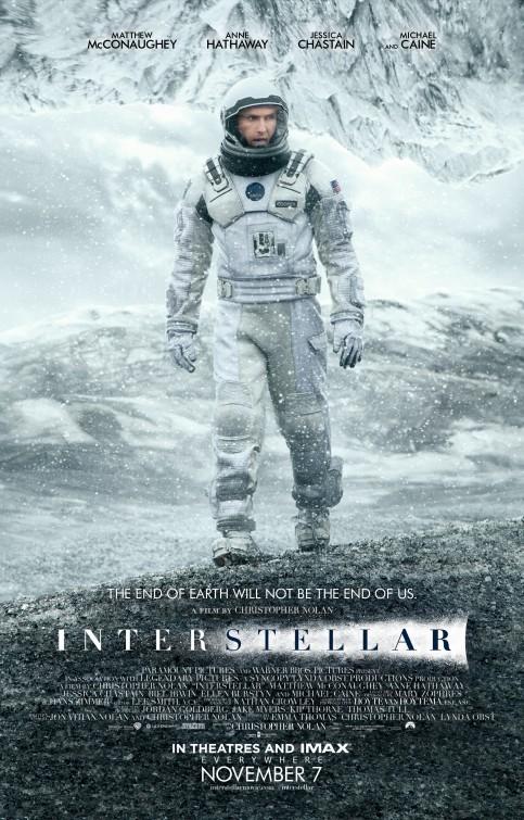 Foto de 'Interstellar', nuevos carteles (1/4)