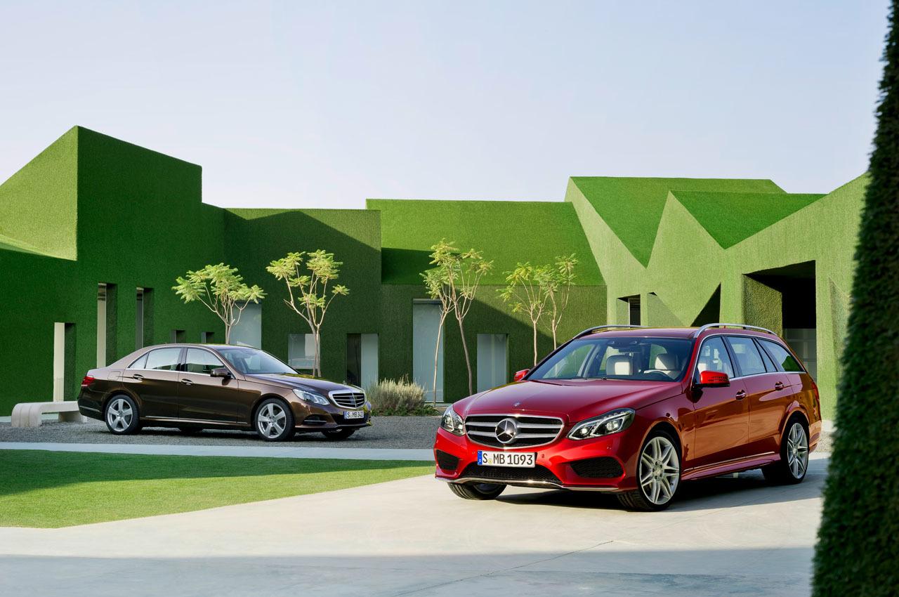 Foto de Mercedes-Benz Clase E 2013 (29/61)