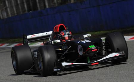 Sergio Campana debutará este fin de semana en la GP2 con Trident
