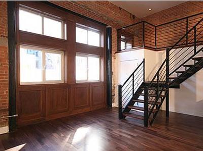 Un loft clásico en Brooklyn