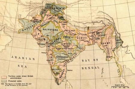 India 1907
