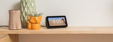 Precio mínimo en el Echo Show 5: la pantalla inteligente de Amazon está súper rebajada a 53,99 euros