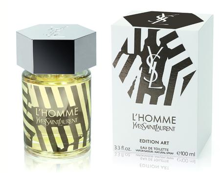 Cuando un perfume se convierte en una obra de arte: probamos L´Homme Edition Art de YSL