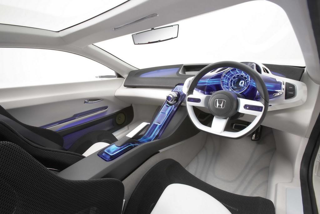 Foto de Honda CR-Z Concept (7/14)