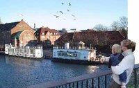 Futuro hotel flotante en Copenhague