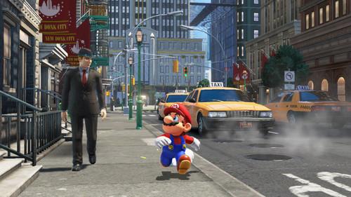 Super Mario Odyssey y Nintendo son los grandes triunfadores en los Game Critics Awards del E3 2017