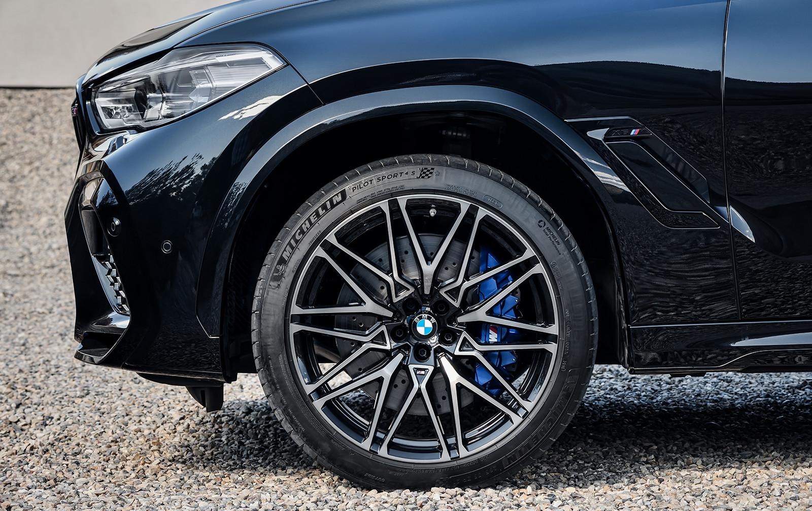 Foto de BMW X6 M y X6 M Competition 2020 (13/24)