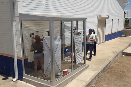 Inauguran Primer Dispensador Ecologico Leche Fresca Chihuahua Plastico