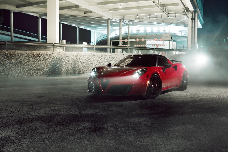 Foto de Pogea Racing Alfa Romeo 4C Centurion (1/11)