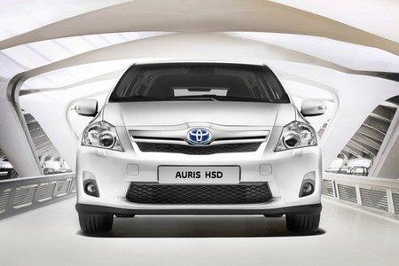 Toyota Auris HSD: detalles, equipamiento y precios