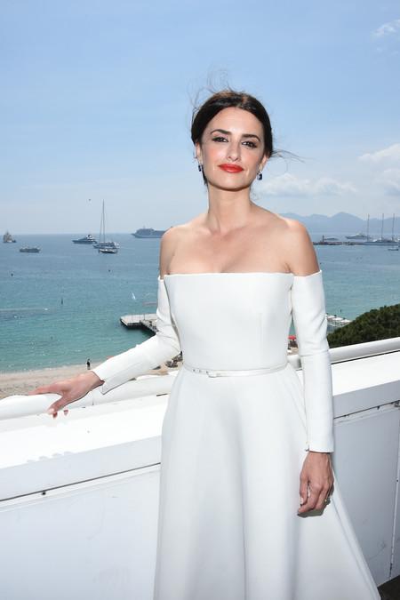 Penélope Cruz enamora con su sencilla propuesta en el Festival de Cannes