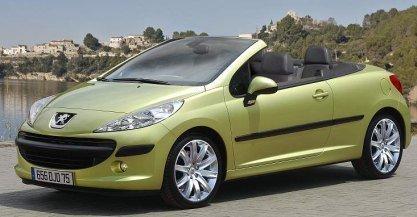 Peugeot 207 CC y SW