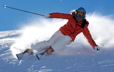 El esqui segun Wally