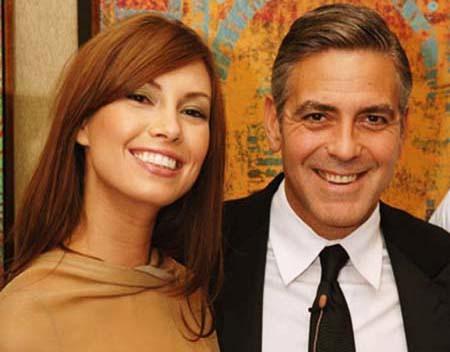 George Clooney vuelve a la soltería (ha roto con Sarah Larson)
