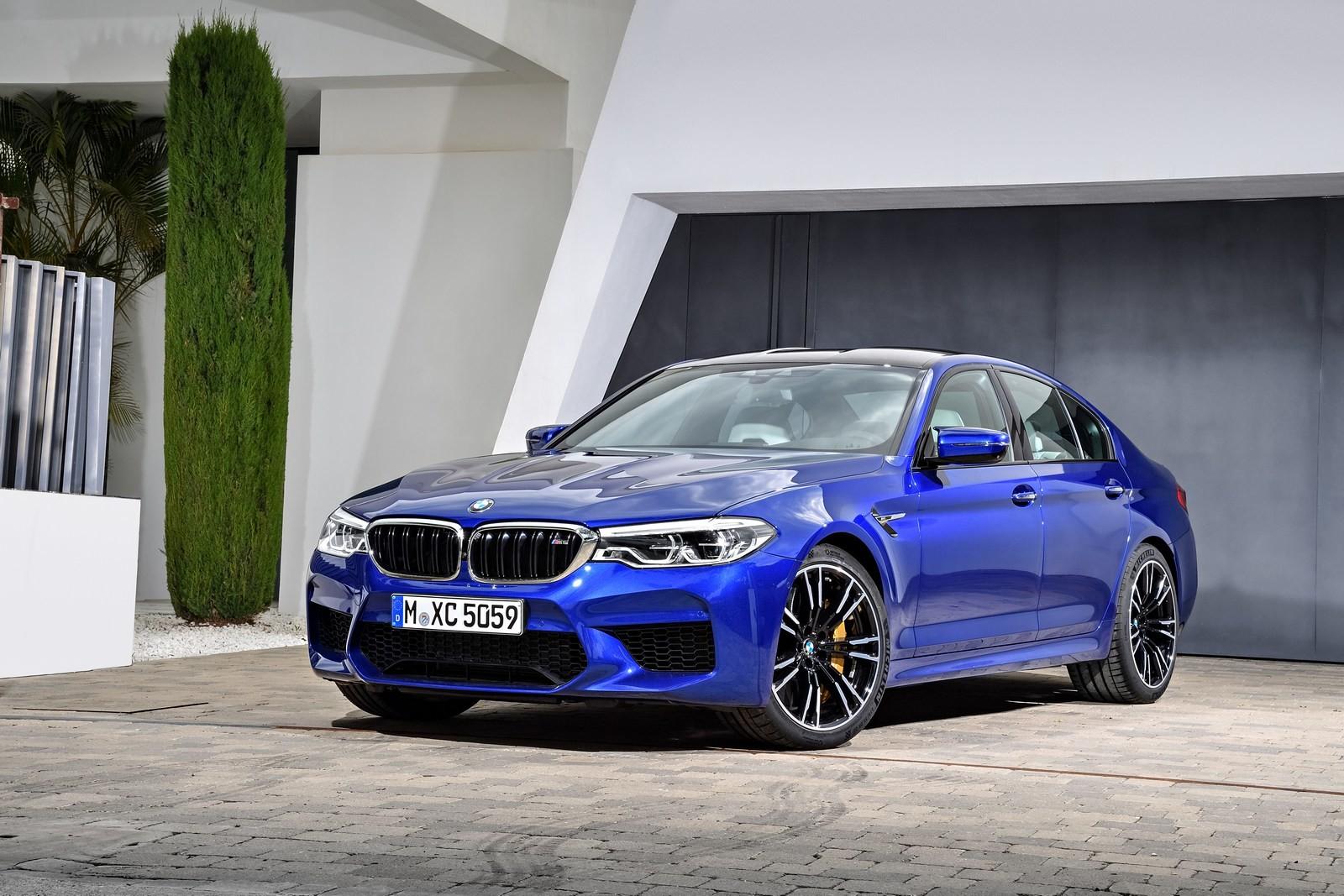 Foto de BMW M5 2018 (11/57)