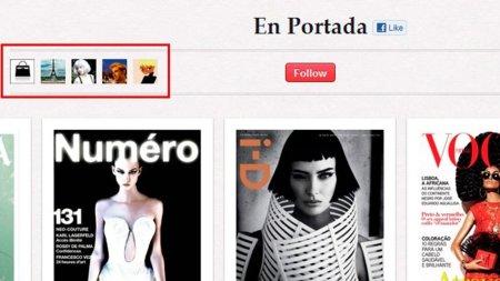 Cómo crear un tablón colaborativo en Pinterest