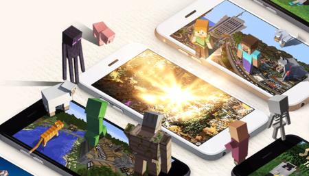 Haz de Minecraft una profesión: Mojang te permitirá monetizar contenidos originales en Windows 10 y móviles