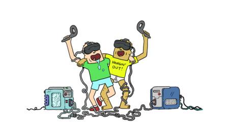 El co-creador de Rick y Morty anuncia su propio estudio de juegos en Realidad Virtual con un cómic