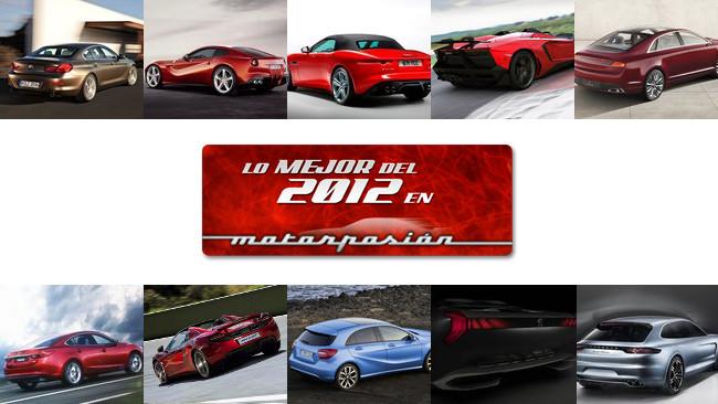 Lo mejor de 2012 - Mejor Diseño