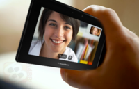 """Las videollamadas podrían llegar a BlackBerry de mano del """"superteléfono"""" con QNX"""