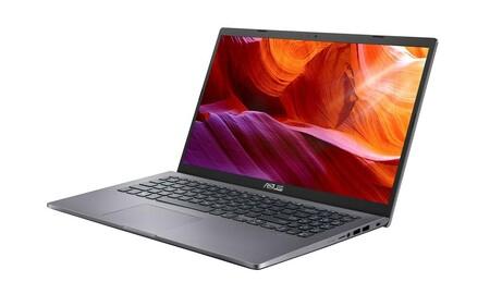 Cyber Monday 20202. Tienes más de 200 euros de ahorro en un portátil de gama media como el ASUS M509DA-BR198T si usas este cupón de eBay