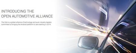 Nace la Open Automotive Alliance con el objetivo de llevar Android a los coches
