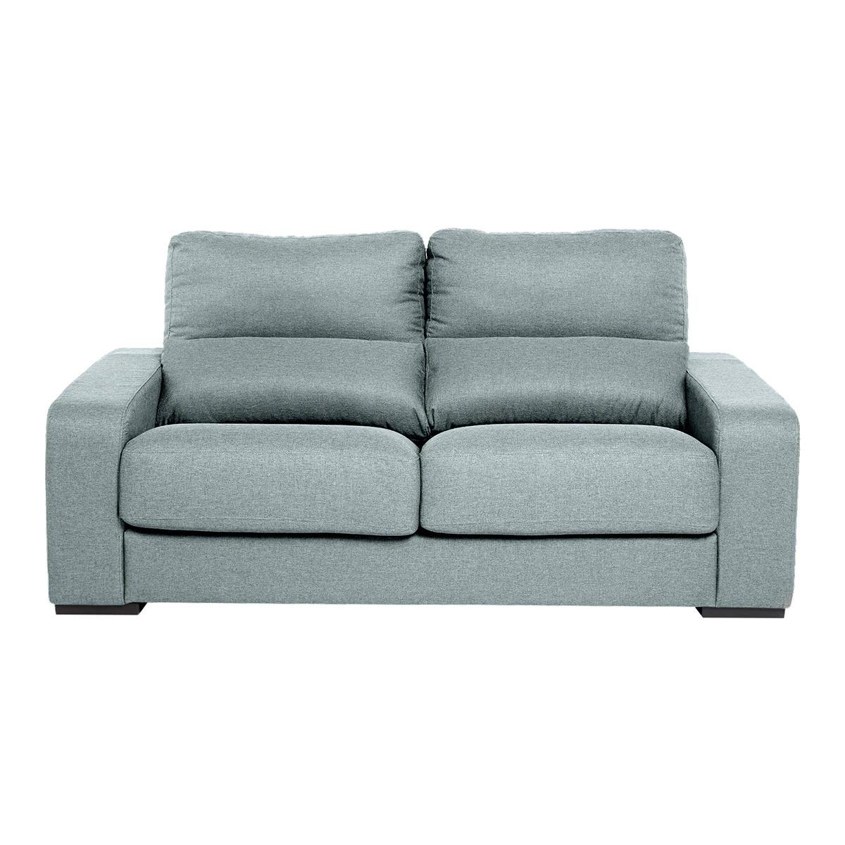 Sofá tapizado de 3 plazas Bass