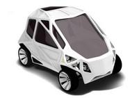 Exo ECC, el concepto geodésico de coche eléctrico
