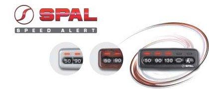 SPAL Speed Alert, gadget multifunción para tu coche