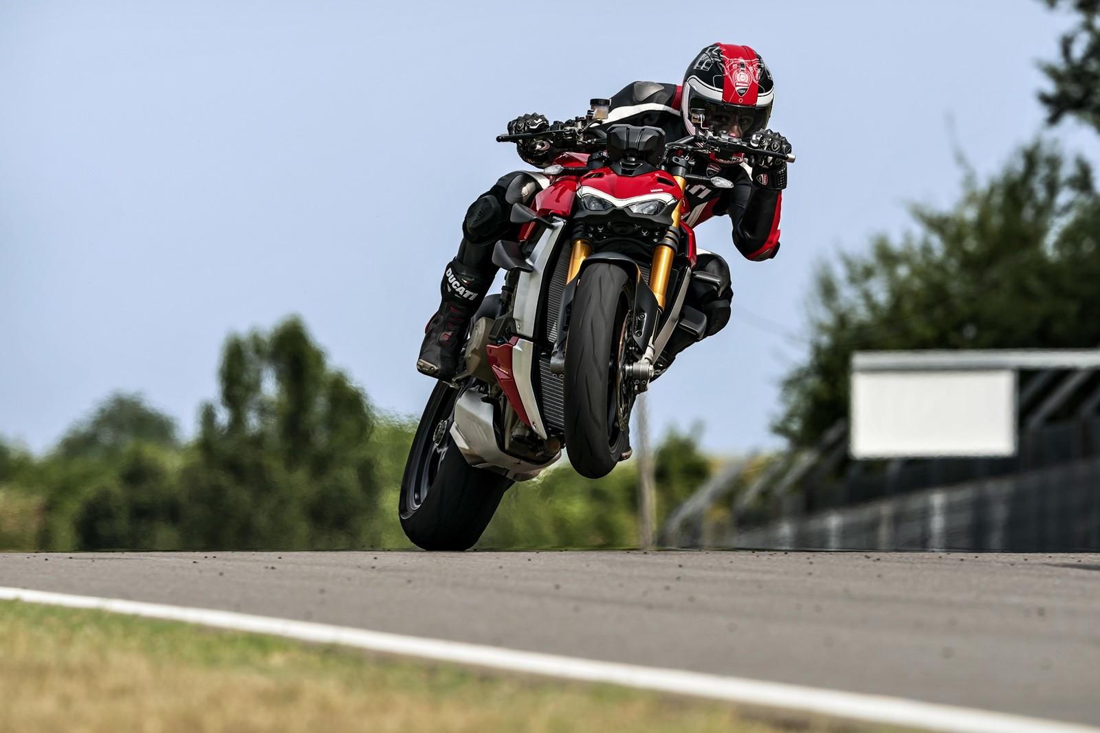 Foto de Ducati Panigale V4 Streetfighter 2020 (42/66)