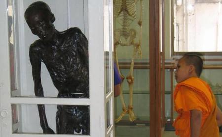 Siriraj: el macabro museo forense de Bangkok, Tailandia