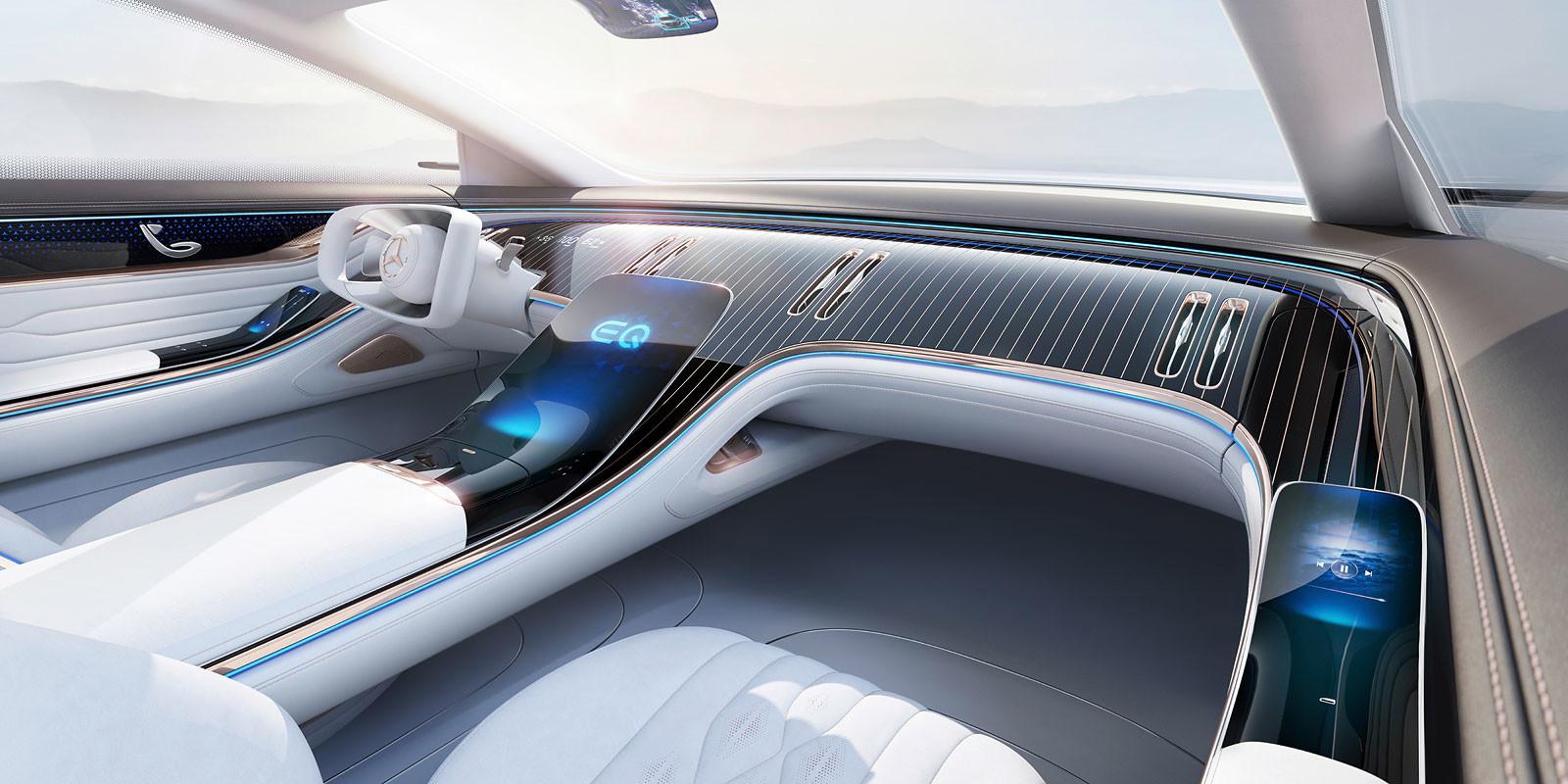 Foto de Mercedes Vision EQS (10/13)