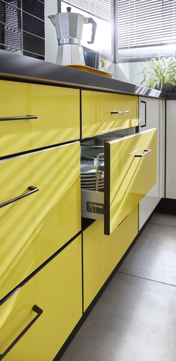 Una cocina nueva por menos de 200 euros - Cocinas por 2000 euros ...