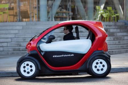 Nissan quiere que, en el futuro, vayas a trabajar en estos microautos