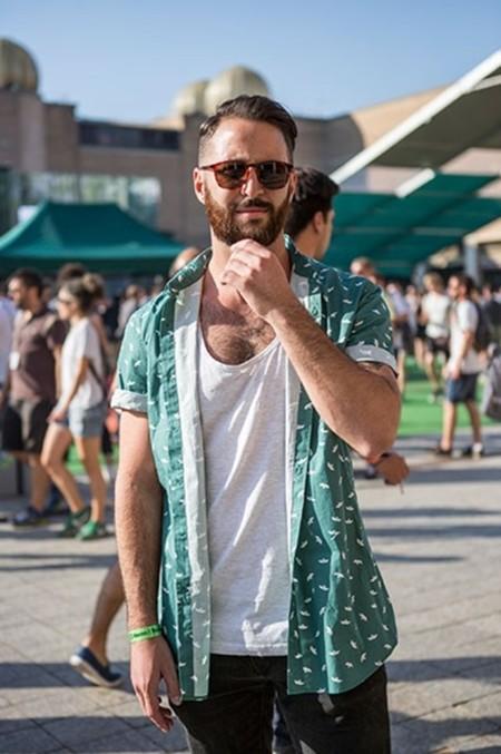 El Mejor Street Style De La Semana Trendencias Hombre Festival 2019 02