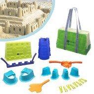 Para construir castillos de arena este verano