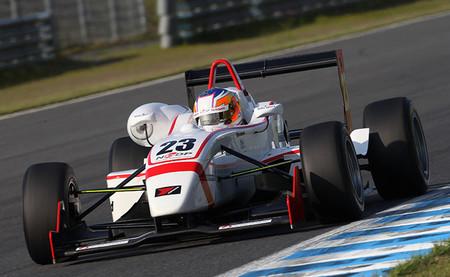 Mitsunori Takaboshi F3 Japón 2013
