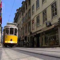 Viaje en el mítico tranvía 28 de Lisboa