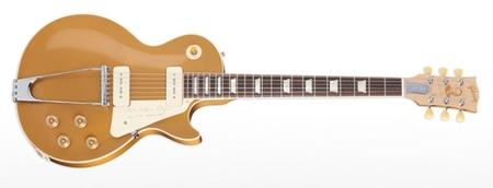 Gibson homenajea a Les Paul con la guitarra edición limitada Les Paul Tribute 1952