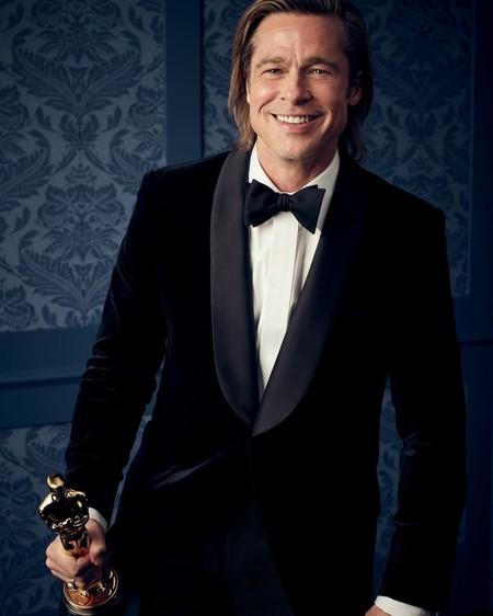 Brad Pitt Oscar A Mejor Actor De Reparto Por Erase Una Vez En Hollywood