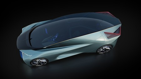 Lexus Lf30 Topview Print 070 721588