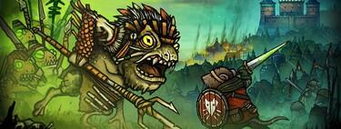 Este RPG de acción dibujado a mano y narrado por la voz Geralt de Rivia en The Witcher 3 ya tiene fecha de lanzamiento