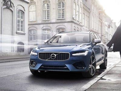 Así de bien le sienta el paquete R-Design a los Volvo S90 y V90