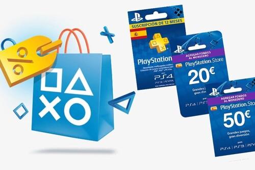Si eres nuevo en PS5 o te has quedado sin saldo en PS4 los precios de estas tarjetas para PSN en eBay te interesan