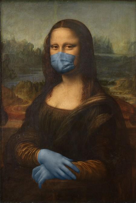 La Mona Lisa Leonardo Da Vinci