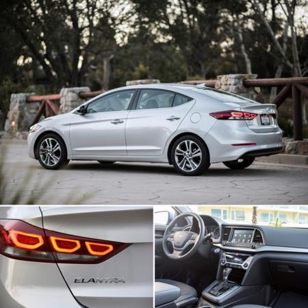 Hyundai Elantra 2017 Precios Versiones Y Equipamiento En