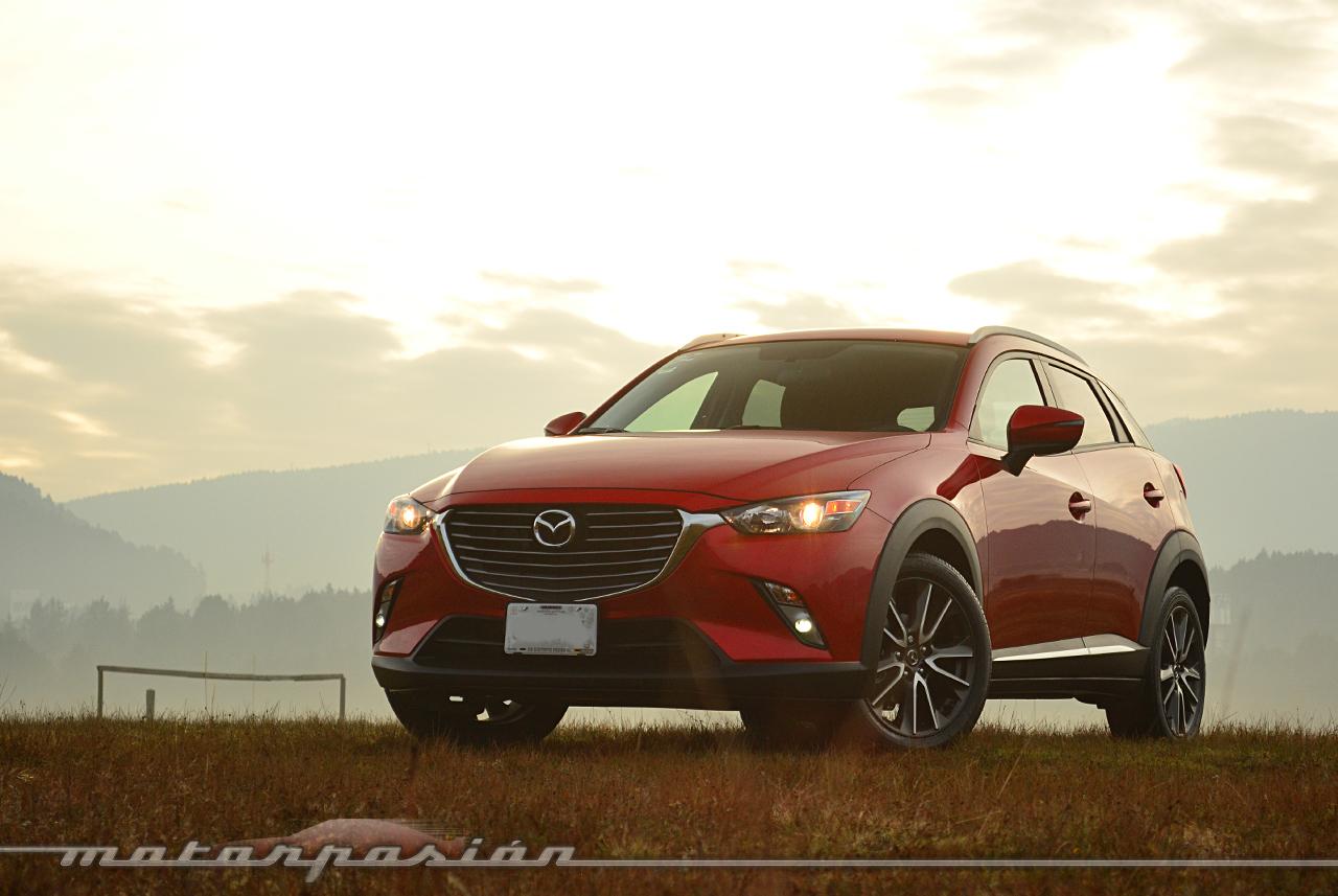 Foto de Mazda CX-3 (Prueba) (1/16)
