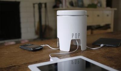 POP, un cargador multidispositivo que pronto vera la luz