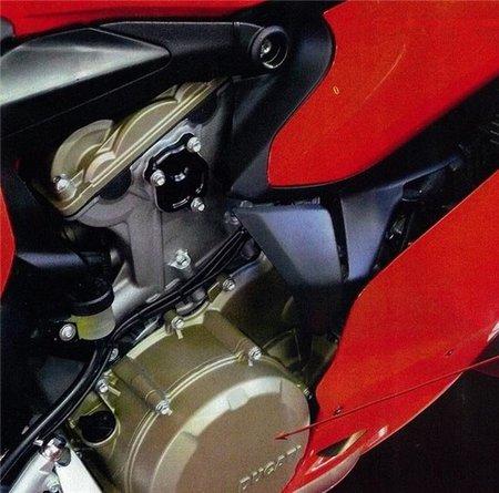 Ducati 1199 Extreme, motor