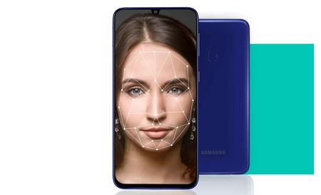 Samsung Galaxy M21 Reconocimiento